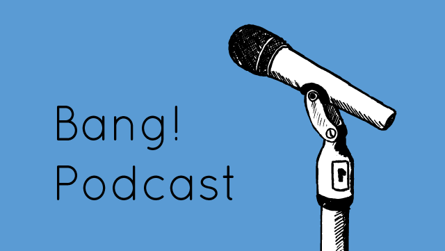 Check out our first Bang! News podcast to keep you up to date with scientific research. This...